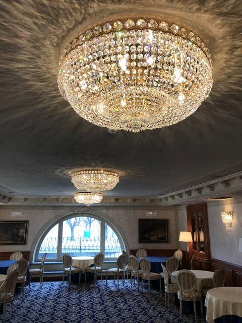 restauro lampadari milano