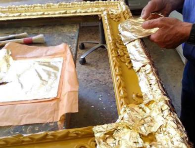 restauro cornici antiche