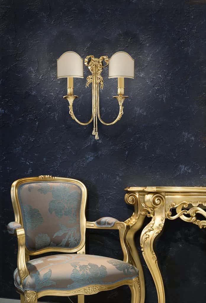 apllique elegante classica oro